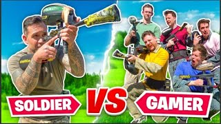 Download 1 SPECIAL FORCES SOLDIER vs 5 YOUTUBERS Video