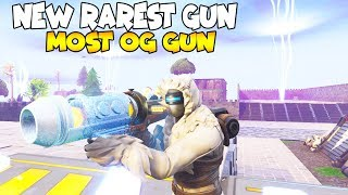 Download This is The New Rarest Gun In Fortnite! (Scammer Gets Scammed) Fortnite Save The World Video