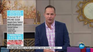 Download HSN | Electronic Gifts 10.23.2016 - 08 AM Video