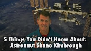Download 5 Things You Didn't Know About Astronaut Shane Kimbrough Video