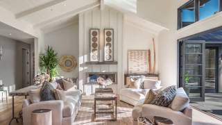 Download Modern Farmhouse in the heart of Napa Valley, CA Video