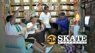 Download OUTTAKES! Girl & Chocolate at Skate Warehouse Video