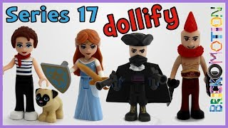 Download Series 17 CMF as LEGO minidolls Video