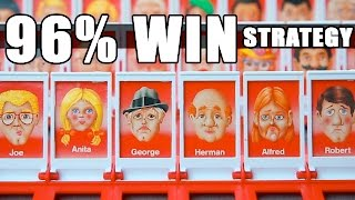 Download BEST Guess Who Strategy- 96% WIN record using MATH Video