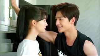 Cute Love Story | Funny Love Story Of School Days | Korean Mix Hindi