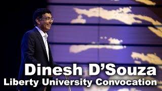 Download Dinesh D'souza - Liberty University Convocation Video