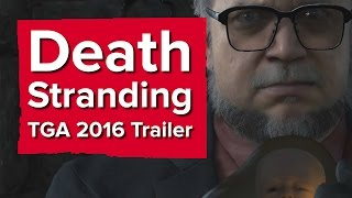 Download Death Stranding Trailer - The Game Awards 2016 Video