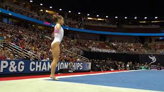 Download Ragan Smith - Floor Exercise - 2017 P&G Championships - Senior Women - Day 2 Video