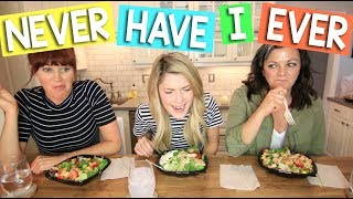 Download NEVER HAVE I EVER (ft. MAMRIE HART & JOSELYN HUGHES) // Grace Helbig Video