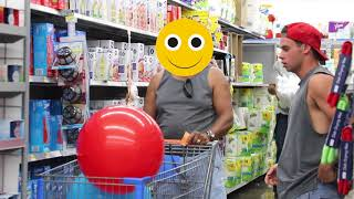 Download Sneaking Things in People's Grocery Carts W/ NELK Video