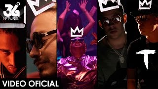 Download El Taiger Ft. Cosculluela, J Balvin, Bad Bunny & Bryant Myers - Coronamos (Remix 2) (Video Oficial) Video