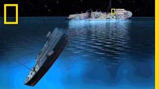 Download New CGI of How Titanic Sank | Titanic 100 Video