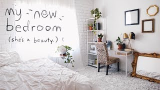 Download THE ULTIMATE BEDROOM MAKEOVER + room tour Video