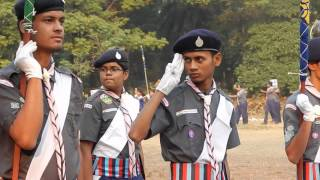 Download the bharat scouts and guides parade Video