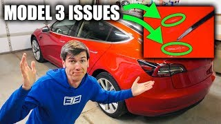 Download Everything That's Wrong With My Tesla Model 3 - Quality Problems Video