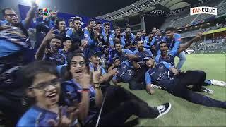 Download Mumbai T20 League 2019 | Sobo Supersonics vs North Mumbai Panthers | Final | Live Video