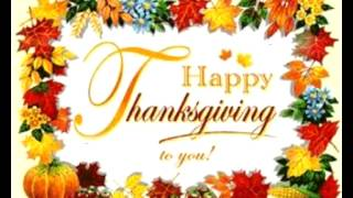 Download Happy Thanksgiving song Video
