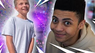 Download SURPRISING A FAN ON HIS BIRTHDAY! - VLOG #009 Video