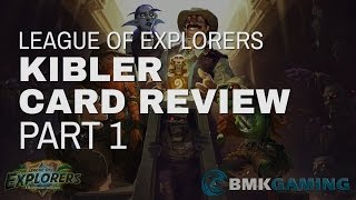 Download (Hearthstone) League of Explorers Review Part 1: Class Cards Video