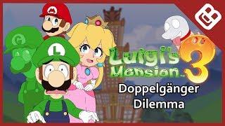 Download Luigi's Mansion 3 Animation - Doppelgänger Dilemma (ft. P.M. Seymour, Sr Pelo) Video
