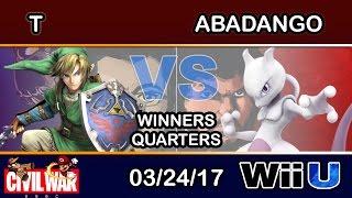 Download 2GGC: Civil War - T (Link) Vs. LG | Abadango (Mewtwo) Winners Quarters - Smash Wii U Video