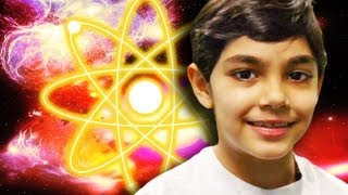 Download 9-Yr-Old College Prodigy: Tanishq Abraham Video