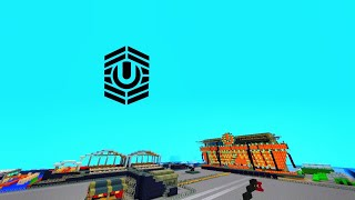 Download Ultra Music Festival 2019 in Minecraft Video