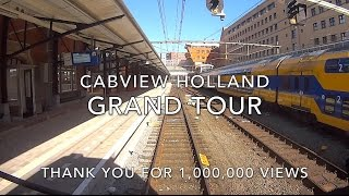 Download CABVIEW Grand Tour of HOLLAND: a BIG THANK YOU for 1,000,000 VIEWS! 2016 Video
