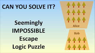 Download The Seemingly Impossible Escape Logic Puzzle Video