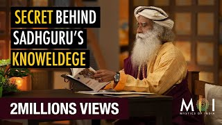 Download Sadhguru Reveal The Secret of his Knowledge | Power of Shiva Shambho Mantra | Mystics of India |2018 Video