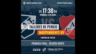 Download VIVO | La Viña vs Talleres de Perico - 2da Final IDA Torneo Regional 2019 Video