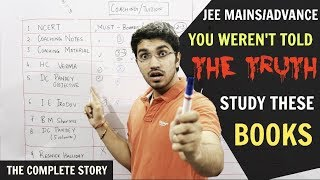 Download JEE Mains/Advanced - You weren't told the truth | STUDY THESE BOOKS Video