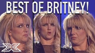 Download Britney Spears Best Judges Reactions! | X Factor Global Video