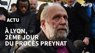 Download Procès Preynat: les victimes décrivent une ″usine″, une ″industrie″ | AFP News Video