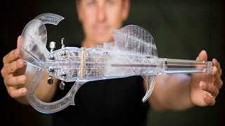 Download 17 Incredible 3D Printed Objects Video
