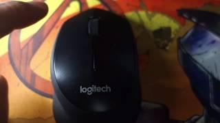 Download Test de la souris Silent Plus M330 de Logitech Video