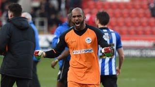 Download SAVES! Ali Al Habsi's brilliant goalkeeping v Rotherham - 14/03/2015 Video