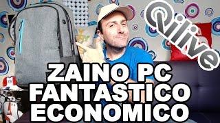 Download Qilive Urban: il mio zaino porta PC preferito! Video