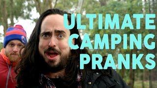 Download Ultimate Camping Pranks Video