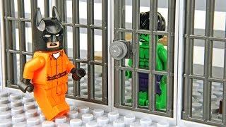 Download Lego Batman and Hulk Prison Break Video
