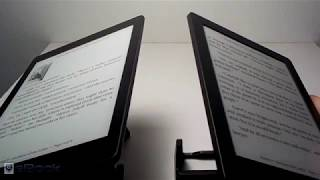 Download Kobo Aura One vs Kobo Aura H2O Comparison Review Video