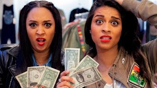 Download When Cheap People Go Christmas Shopping (ft. Tia Mowry) Video
