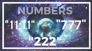 Download Seeing 11:11, 222, 777? Here's Why... (The Secret Behind Numbers!) Video