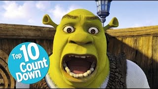 Download Top 10 Animated Dreamworks Movies Video