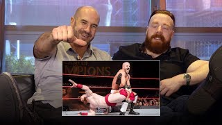 Download Sheamus & Cesaro rewatch the final match of their Best of Seven Series: WWE Playback Video