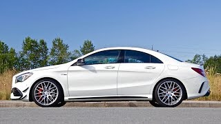 Download The 2017 Mercedes CLA45 AMG is The Fastest 4-Cylinder Car Video