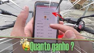 Download QUANTO GANHO NO APLICATIVO?🤔 (Bros 160) Video