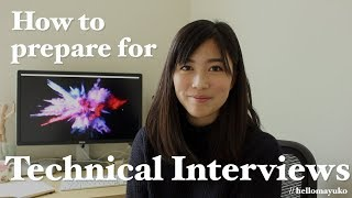Download How to prepare for Technical Interviews Video