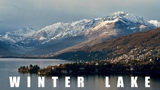 Download Winter Lake: Lake Maggiore | Isola Bella | DJI Inspire2 & Zenmuse X7 Video