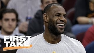 Download LeBron James And Cavaliers Benefit From Rest | First Take | May 15, 2017 Video